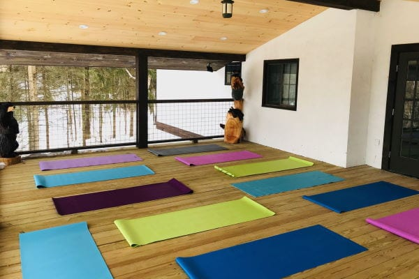 Luxury Yoga Retreats in Vermont