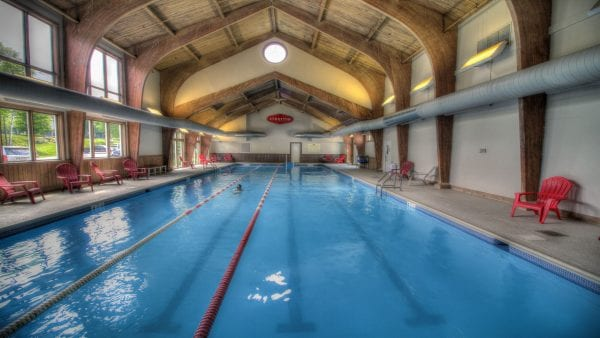 Sports Center Indoor Pool Stratton Mountain