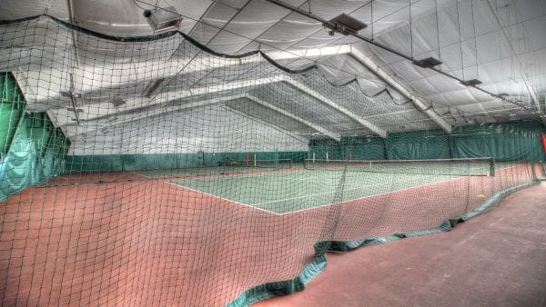 Sports Center Indoor Tennis Stratton Mountain