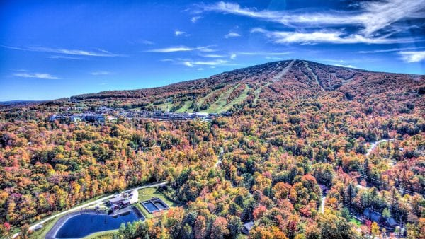 Stratton Mountain Resort in Vermont