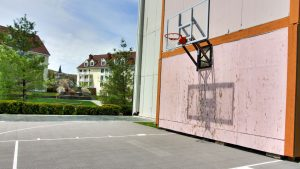 Basketball Court at RB