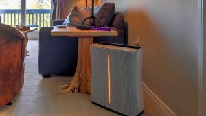 RB312 Living Room Air Purifier and UV light Wand